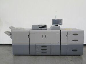 Ricoh Pro8200S 8200S 8200 copier printer scanner - 96 ppm - Only 451K meter