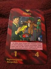 Hipos - Illuminati New World Order INWO Rare German Limited edition