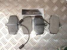 JAGUAR XJ6 & XJ12 DAIMLER SOVEREIGN & DOUBLE SIX FRONT BRAKE PADS 1986 - 1988
