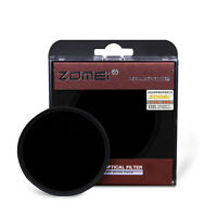 Zomei 49/52/55/58/62/67/72/77/82mm 720nm IR Infrared Filter for Canon Nikon SLR