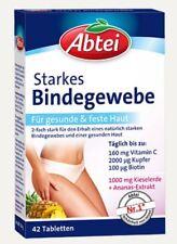Abtei Starkes Bindegewebe 42 Stück, PZN: 01633629