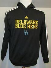 Vintage Adidas Delaware Blue Hen Hoodie-LG