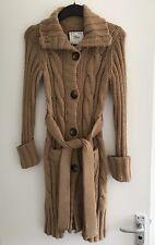 Teenage Girls' Gap Light Brown/Caramel Chunky Knit Long Cardigan - Age 13 XL/TG