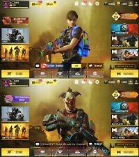 COD Mobile Account/Legendary KN44 Color Spectrum/ QQ9 Melting/ RPD Joker/ LK24