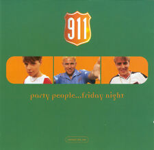 911 – Party People...Friday Night CD 1 (Virgin, 1997)