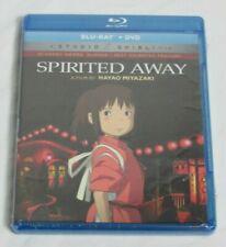 *New* Spirited Away (Blu-Ray + Dvd)