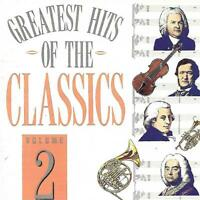 The Greatest Hits Of The Classics Vol.2 - Various Artists (1999 CD Album)