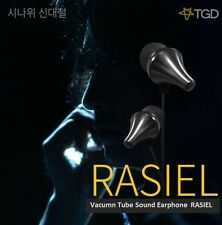 RASIEL VacumnTube Sound Ear Phone Enjoy Base & Beat Realized Vacumn Tube Sound