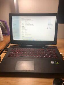 """Lenovo Y700 15.6"""" Core i7-6700HQ 2.6GHz, 16GB RAM, 1TB HDD Plus 256GB SSD,GeForc"""