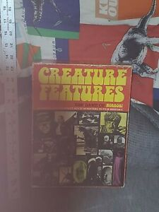 Creature Features The Game Of Horror Vintage 1975 Board Game 99% complete