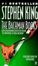 Bachman Books: 4 Early Novels by Richard Bachman,