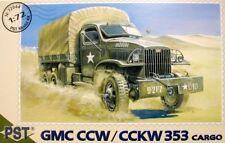 PST 1/72 GMC CCW/CCKW 353 Cargo # 72044