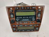 2004 Toyota Avalon AM FM CD Cassette Radio OEM