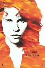 The Doors Original D/S Val Kilmer as Jim Morrison Rolled Movie Poster 27x40 1991
