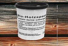 Holzkitt Kirschbaum hell Bio Spachtel 2x 500 Gr Restaurierungsbedarf Heimwerker