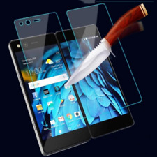 Full Covered Tempered Glass Screen Protector For ZTE Axon M Front + Back New