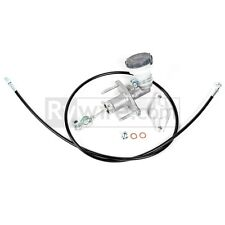 Rywire K-Series Braided Clutch Line S2000 Master Cylinder Kit Civic Integra K20