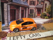 MATCHBOX Orange MAZDA2 (4Door Car) SCALE 1/64 - LOOSE! NO BOX! - STOCK#1