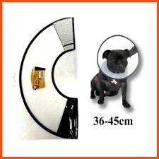 12 x PROTECTIVE PET COLLAR EXTRA LARGE Wound Healing Medical Cone Injury Healing
