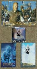 TOLKIEN 3D CARDS ~ LORD OF THE RINGS Return of the King POSTCARD & ACTION FLIPZ