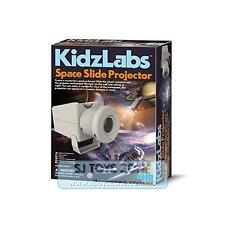 4M KidzLabs Space Slide Projector Science Kit Educational Activity for Kids