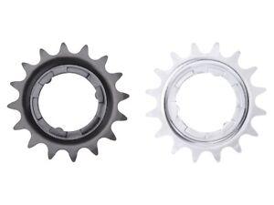 Shimano Nexus Fahrrad Ritzel Zahnkranz gekröpft 16 bis 23 Zähne Schwarz Silber
