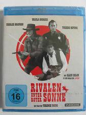 Rivalen unter roter Sonne - Charles Bronson, Alain Delon - Samurai und Cowboys