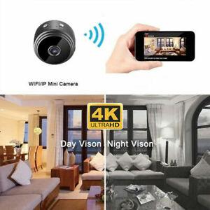 Mini Hidden AVI Camera Wireless HD Wifi 1080P Indoor Home Small Security Cam DVR