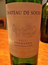 2015 Bordeaux blanc 6x0,75l Chateau de S0URS 13% Spitzenwein m. Sauvignon Semil