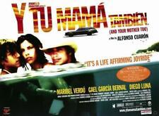 Y Tu Mama Tambien 11x17 Movie Poster (2002)