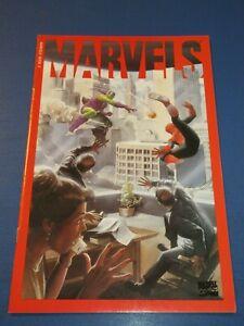 Marvels #0 VFNM Beauty