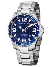 Stuhrling Original 395.33U16 Regatta Champion Men's Swiss Quartz Diving Watch