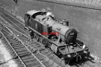 PHOTO  GWR 61XX NO 6169 1963 AT OLD OAK COMMON EAST JUNCTION LIGHT ENGINE