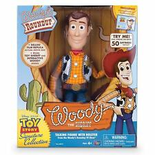Thinkway Signature Collection Toy Story Woody Movie Replica with Certificate