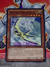 Carte Yu Gi Oh BUJINGI HIRONDELLE MP14-FR209 x 3