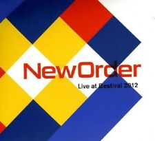 New Order Live Bestival 2012 CD NEW SEALED Love Will Tear Us Apart/Blue Monday+
