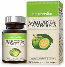 Garcinia Cambogia, puissant, 60 capsules perte de poids et de graisse, détox
