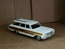Auto World  1964 Ford Galaxie Country Squire Woody  Wagon White