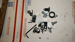 """DRILL PRESS LOT MISC. BOLTS NUTS WASHERS CENTRAL MECHINERY 8""""  5 SPEED  # 60238"""