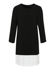 ♥ JETTE * Kleid * schwarz/weiß * 38 * neuwertig * TOP ♥