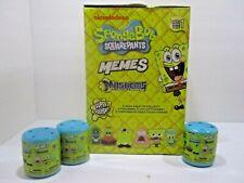 Spongebob Mash'ems Series 1 Lot Of 3 Blind Capsules