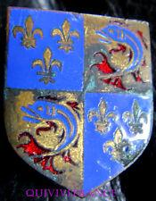 IN5953 - ECU 8° Légion Ter Gendarmerie Départementale GRENOBLE, émail