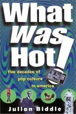 What Was Hot: A Rollercoaster Ride Through Six Decades of Pop Culture in America