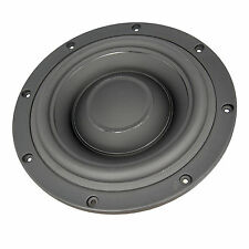 "SB Acoustics 10"" SW26DAC76-4 Shallow Subwoofer Bass Chassis Black Flach Schwarz"