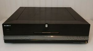 Sony DVP-S9000ES Home Theater SACD/DVD Player *Working No Remote/Cables