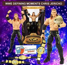 WWE Mattel Elite Defining Moments CHRIS JERICHO Wrestling Figur - Basic WCW RAW