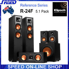 Klipsch Reference R-24F 5.1 CH Home Theatre Speaker Package - (Brand New)