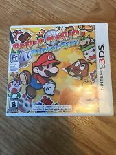 Paper Mario Sticker Star Nintendo 3DS Game Completr TESTED Works NG3