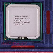 Good working Intel Core 2 Duo 1066MHz 2.66 GHz LGA775 CPU Processor Q6700 SLACQ