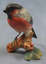 Gimpel Dompfaff vogel Kaiser porzellanfigur Porzellan figur bullfinch 1970